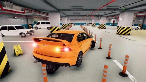 瘋狂停車模擬駕駛截圖(1)