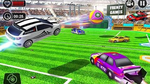 汽車足球比賽截圖(1)