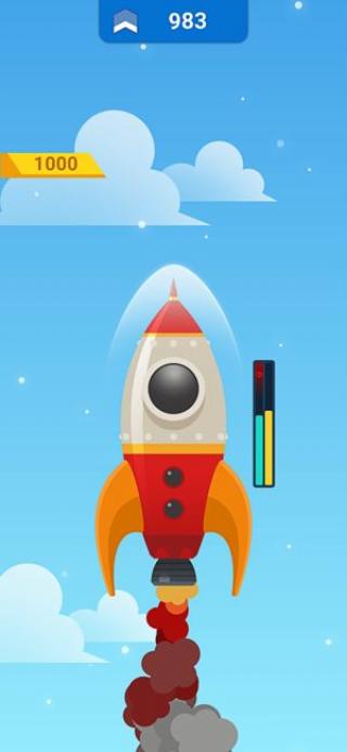 火箭天空截图(1)