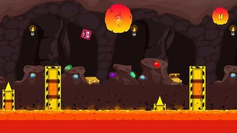 熔岩洞穴怪兽截图(1)