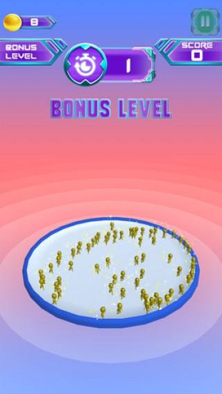 人类进洞比赛3D截图(4)