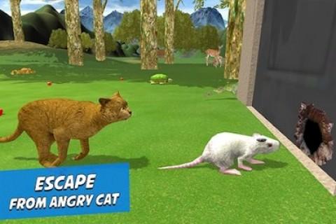 憤怒的老鼠家族截圖(1)