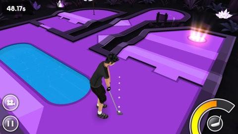 全民高尔夫3D截图(1)
