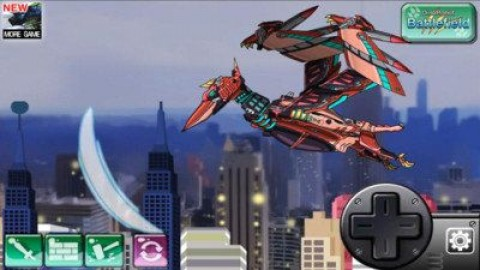 風神翼龍機器人截圖(3)