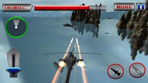 軍用直升機模擬器截圖(3)