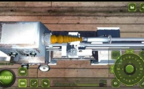 車床模擬器2截圖(2)