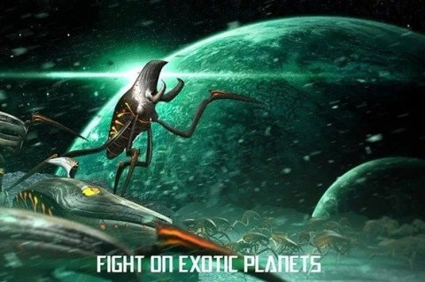異星戰斗之旅截圖(2)