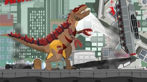 前恐龍破壞截圖(3)