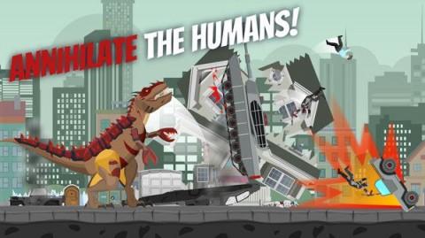 前恐龍破壞截圖(2)
