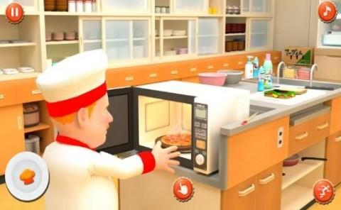 迷你咖啡厅疯狂烹饪截图(3)