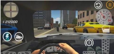 都市自由駕駛截圖(4)