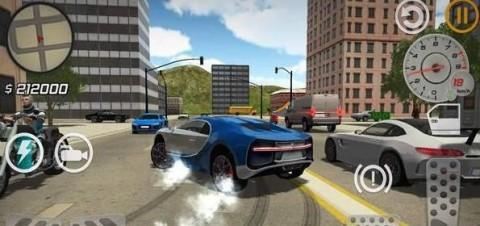 都市自由駕駛截圖(2)