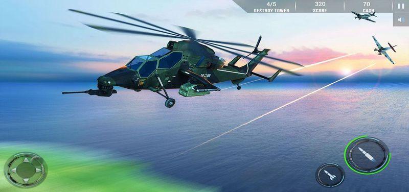 武裝直升機:現代戰爭截圖(4)