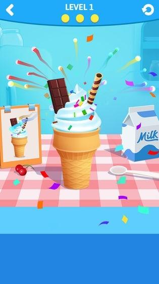 冰淇淋梦工坊截图(4)
