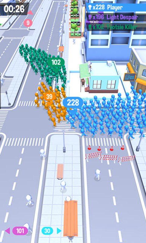 拥挤城市截图(1)