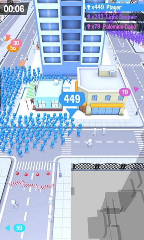 拥挤城市截图(2)