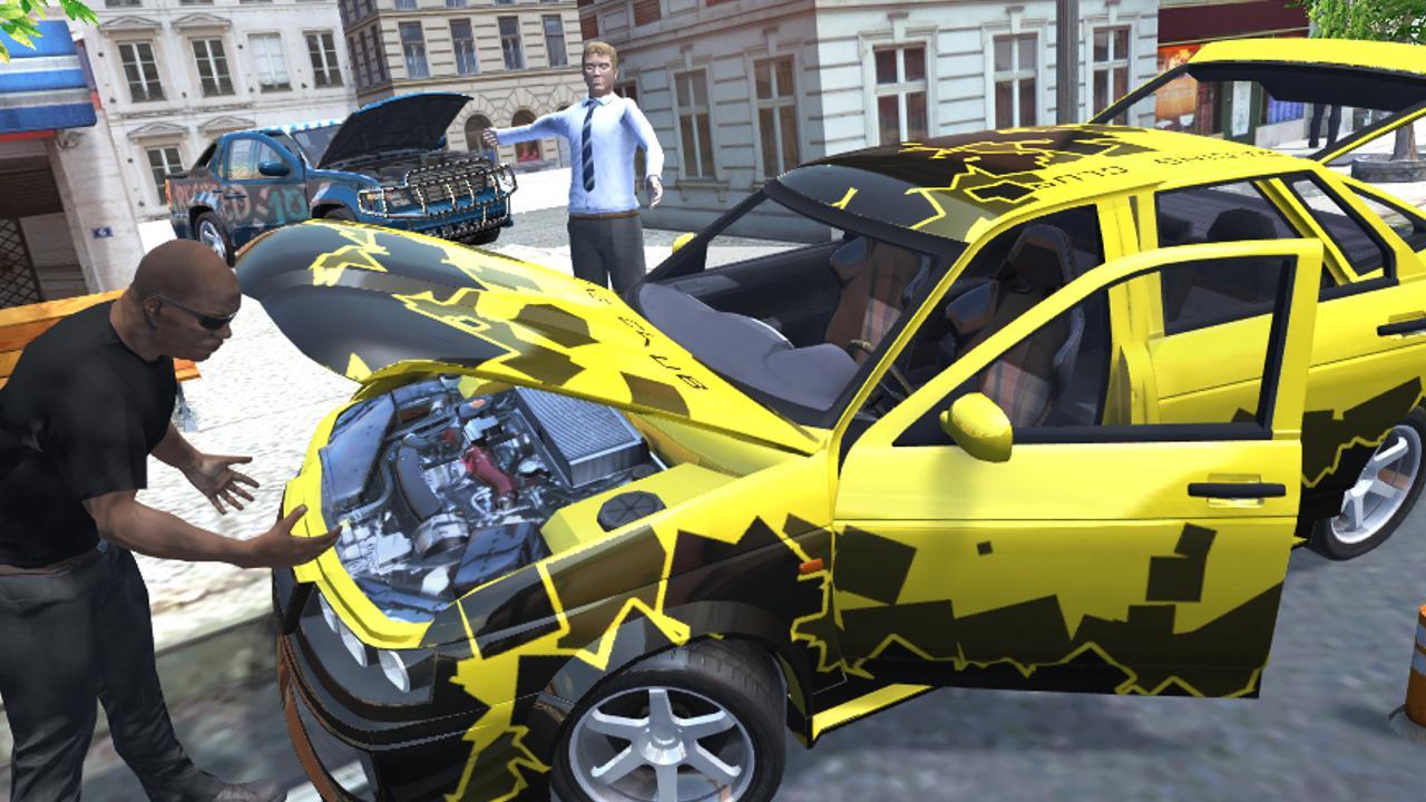 城市汽车模拟截图(1)