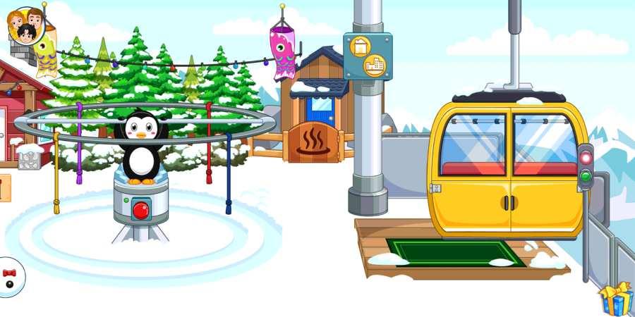 我的城市:滑雪场截图(1)