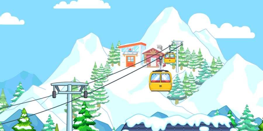 我的城市:滑雪场截图(2)
