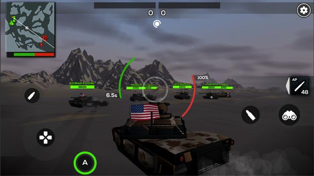 坦克战争2截图(1)