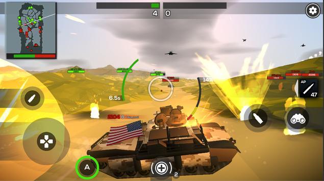 坦克战争2截图(2)