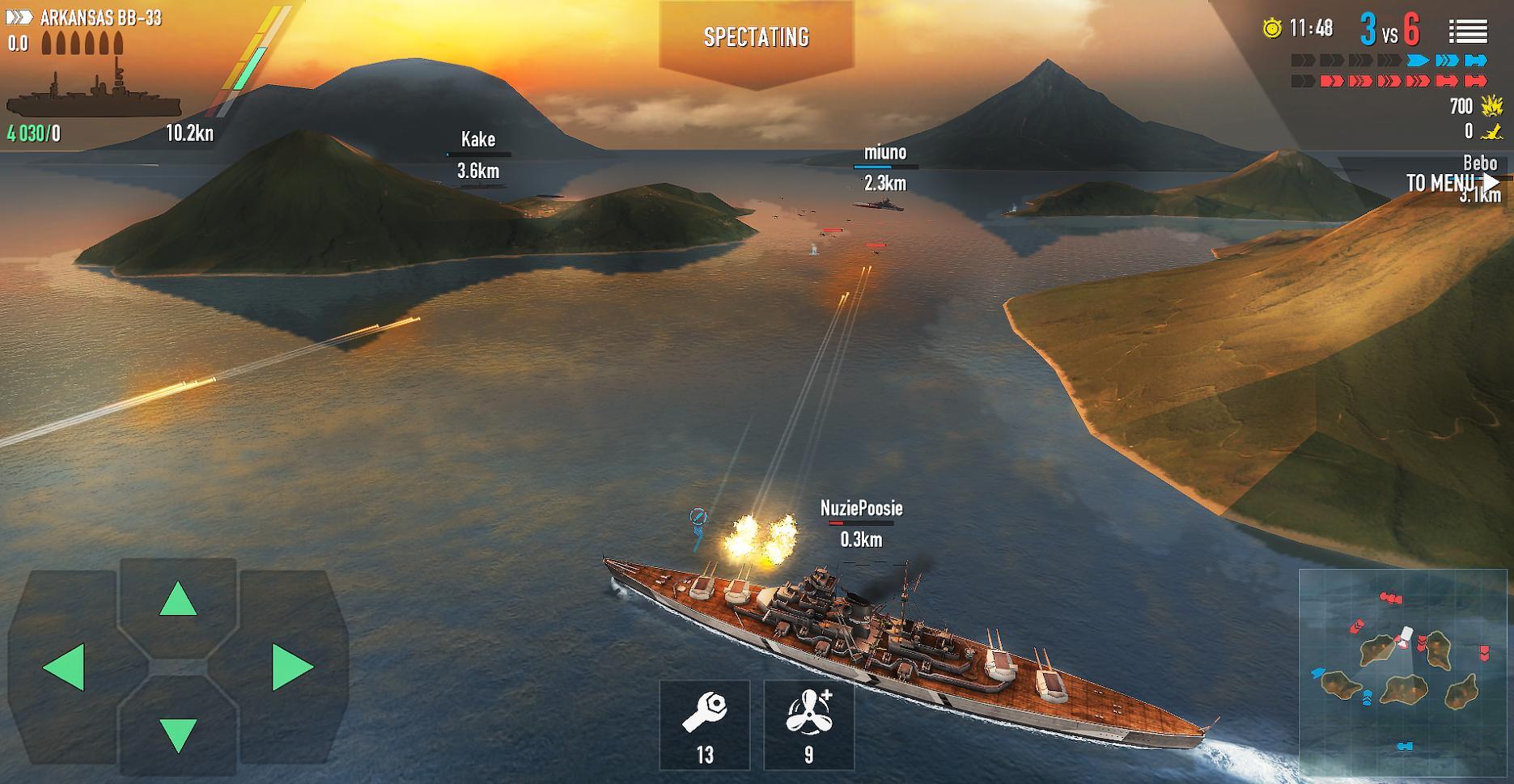 战舰激斗截图(6)