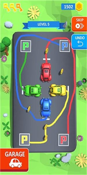 绘制停车截图(2)