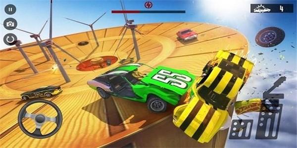 汽車粉碎競技場截圖(2)