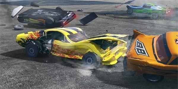 汽車粉碎競技場截圖(3)