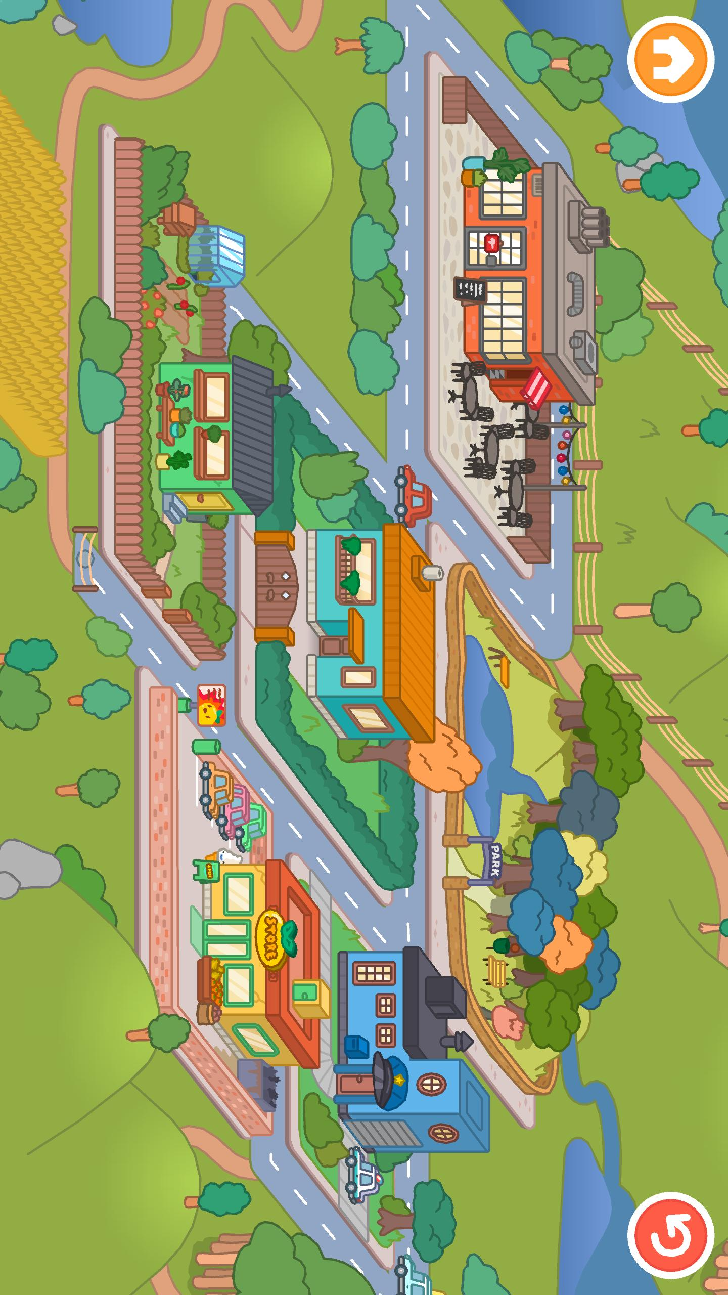 托卡小镇世界截图(1)