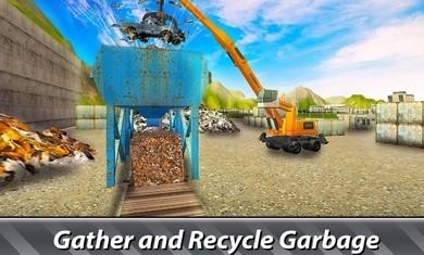 垃圾车模拟器截图(4)