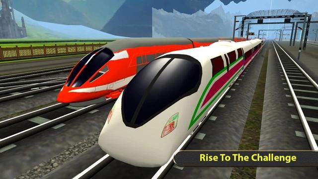 俄羅斯火車模擬器截圖(1)