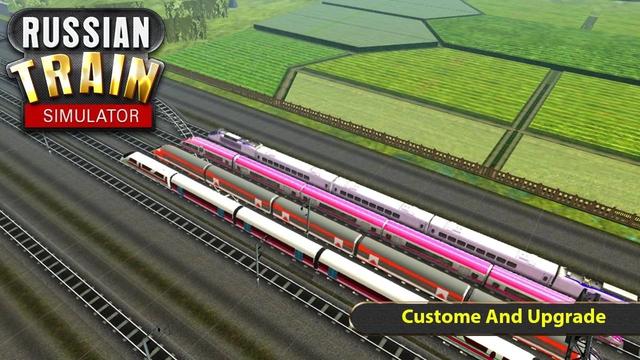 俄羅斯火車模擬器截圖(2)