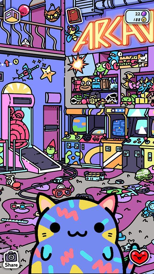 小偷貓咪截圖(2)
