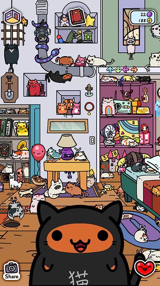 小偷貓咪截圖(3)