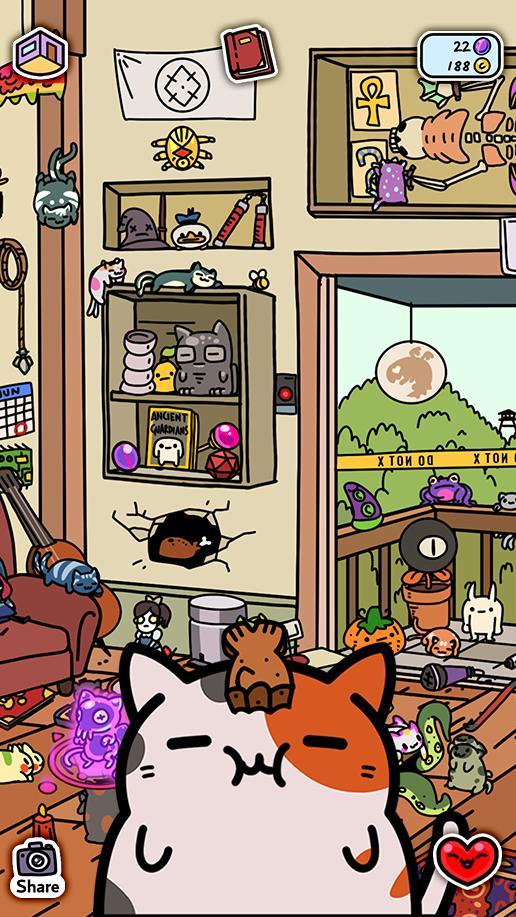 小偷貓咪截圖(4)
