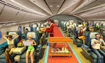 空姐模擬截圖(2)