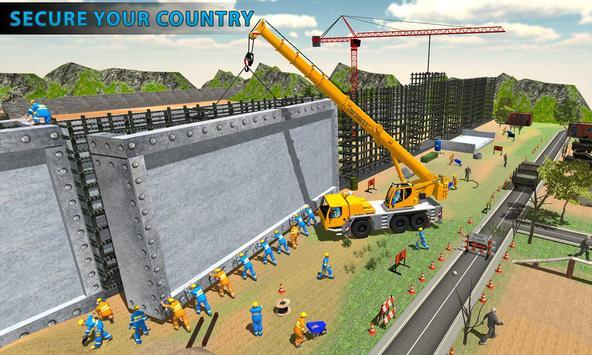 邊防安全墻建設截圖(1)
