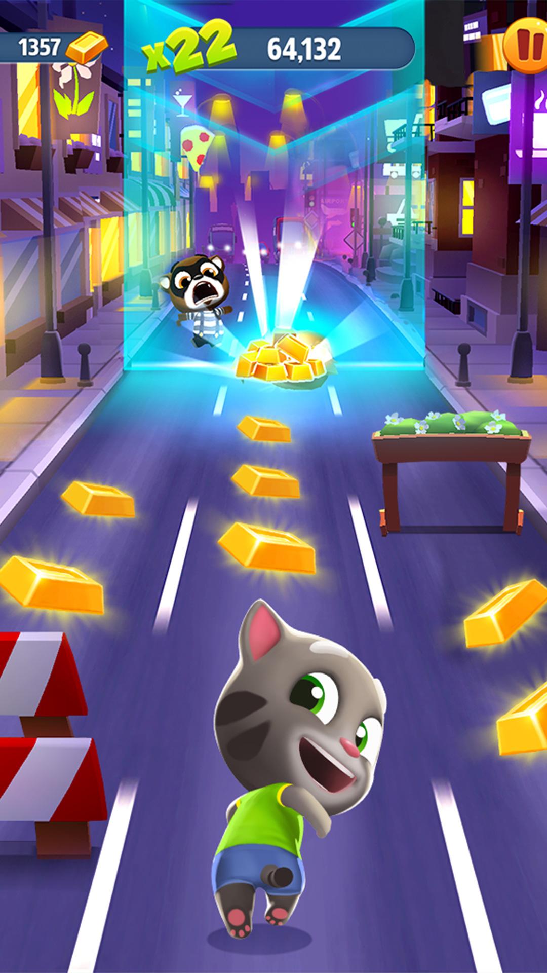 湯姆貓跑酷截圖(5)