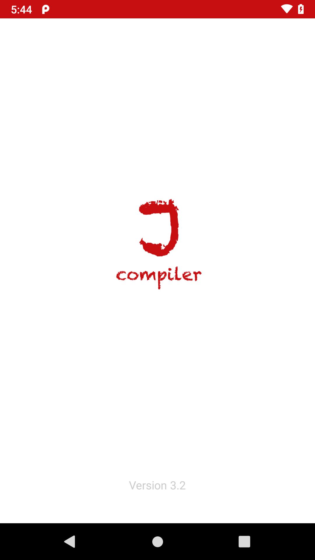Java编译器截图(1)