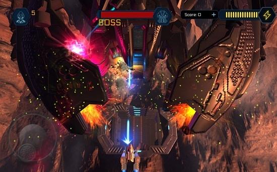 太空射手银河战争攻击截图(2)