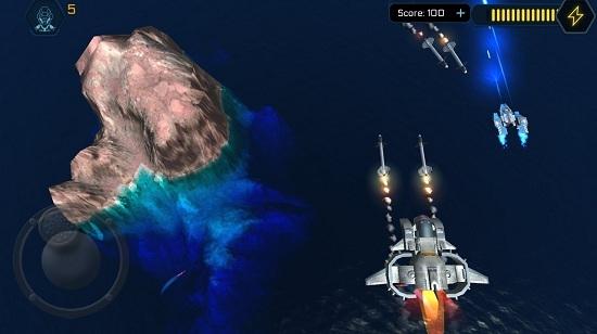 太空射手银河战争攻击截图(3)