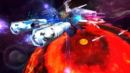 太空射手银河战争攻击截图(4)