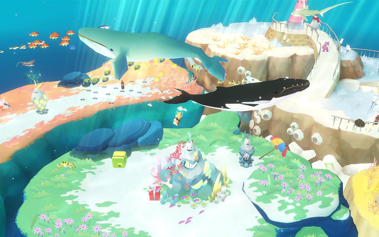 深海水族館世界截圖(2)