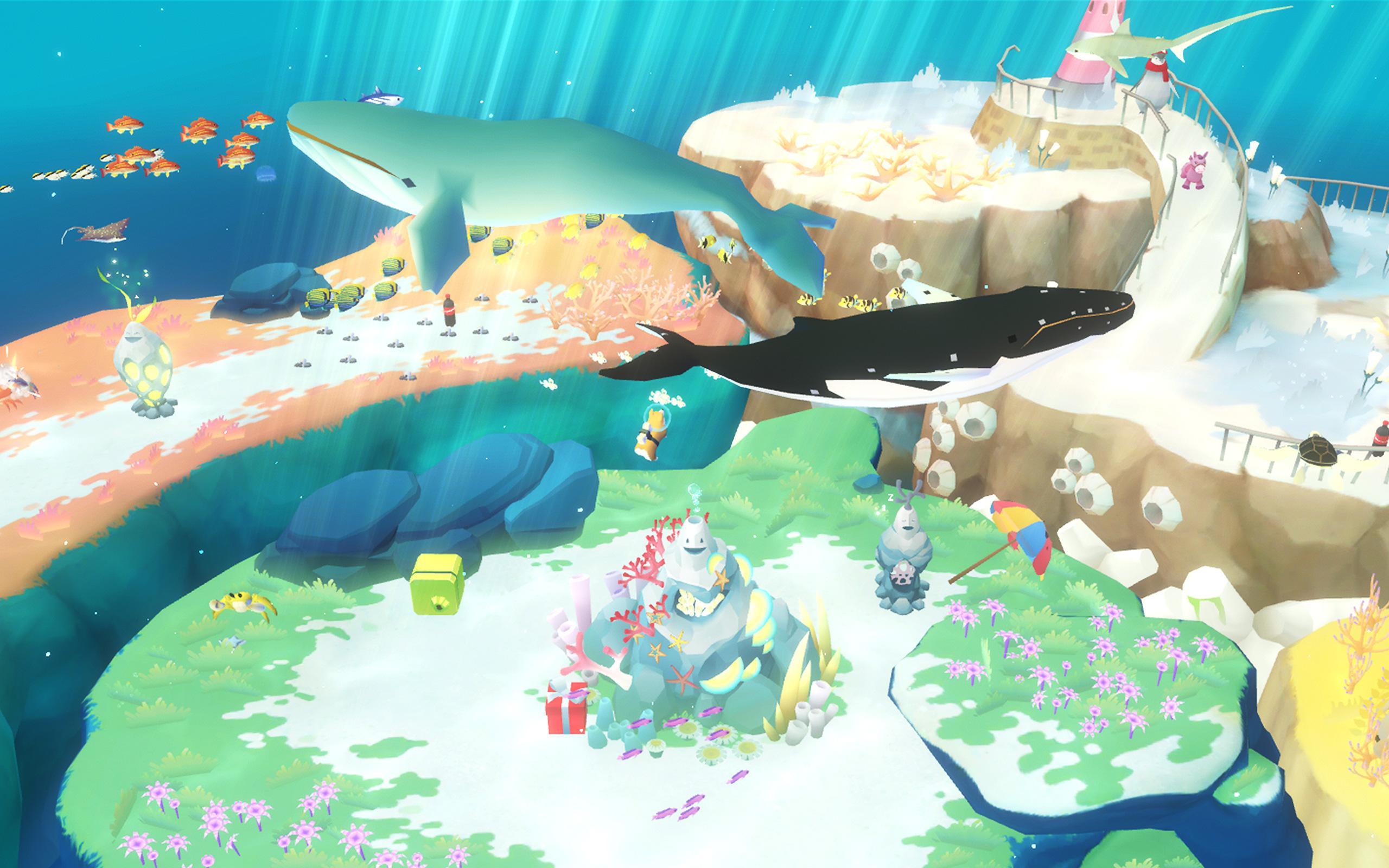 深海水族館世界截圖(8)