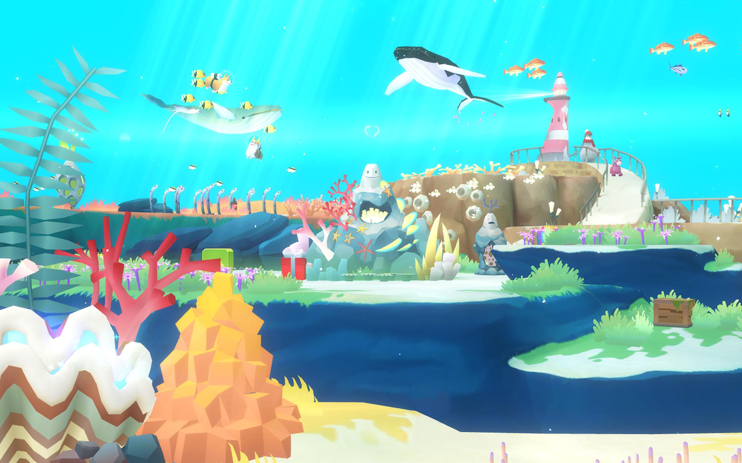 深海水族館世界截圖(9)