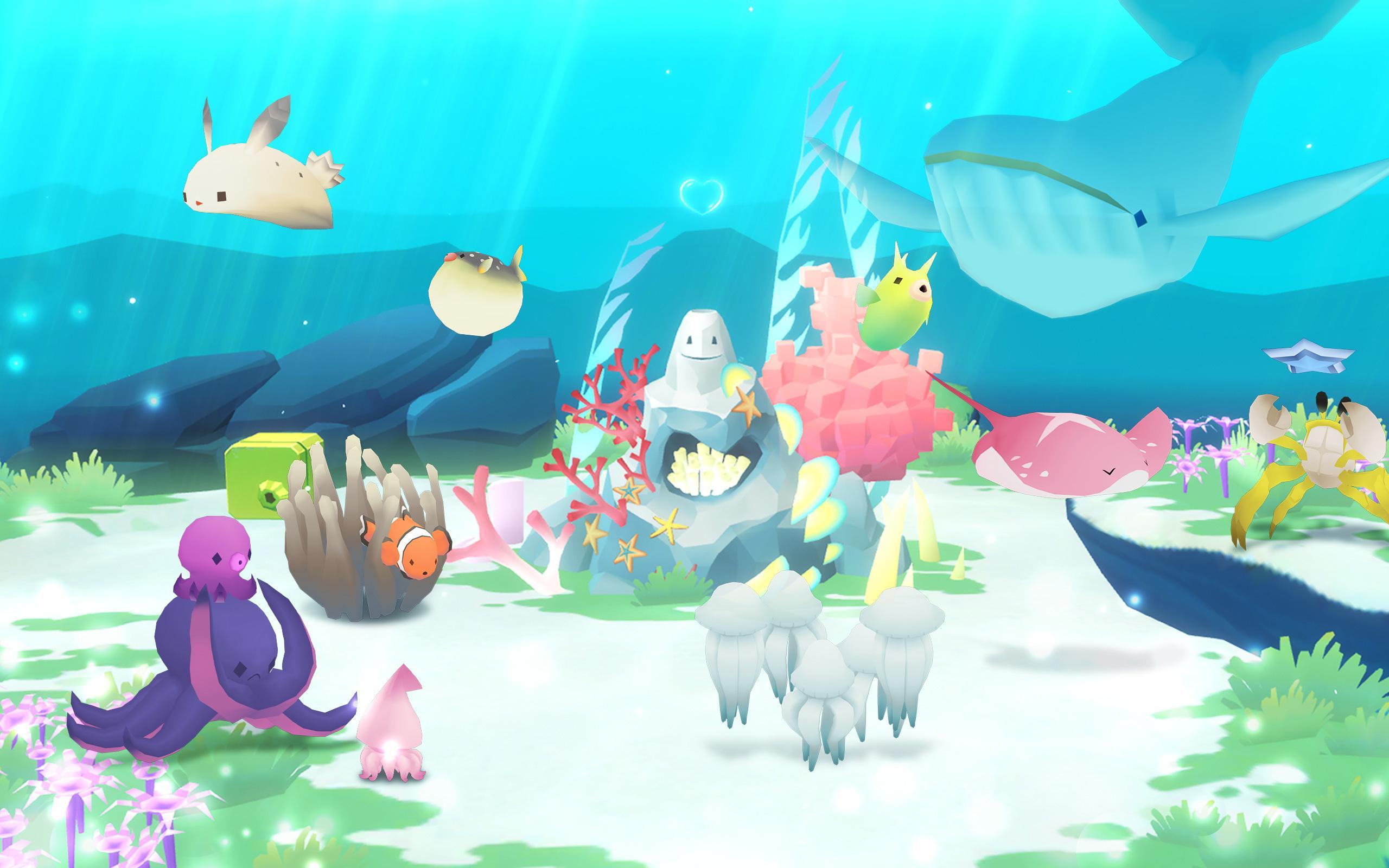 深海水族館世界截圖(11)