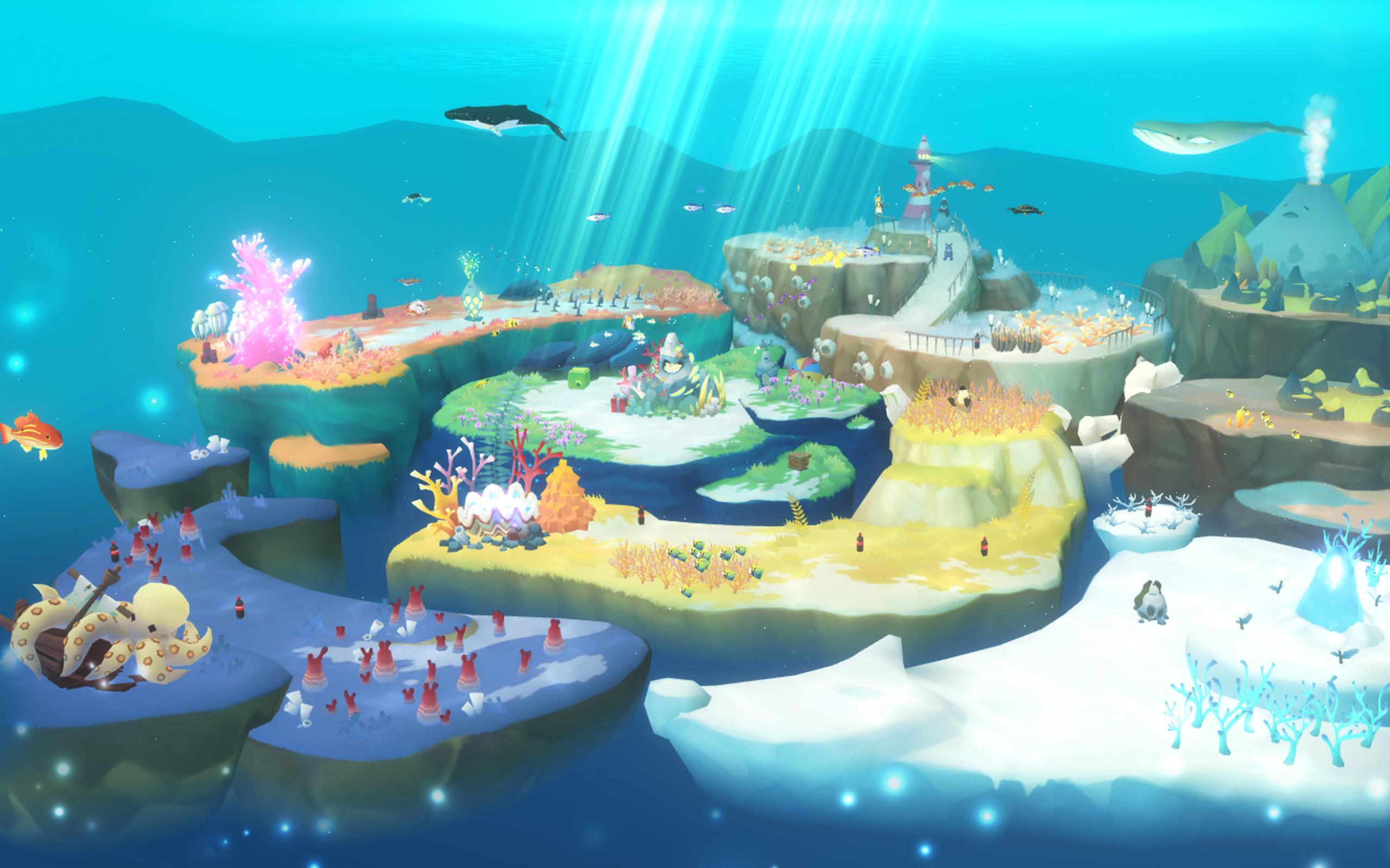 深海水族館世界截圖(12)