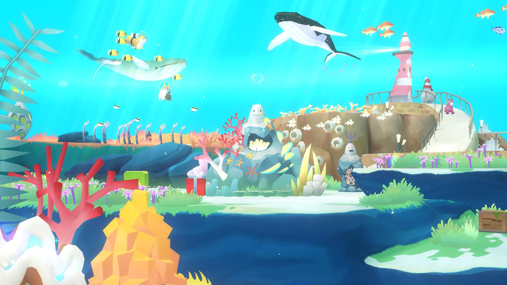 深海水族館世界截圖(15)