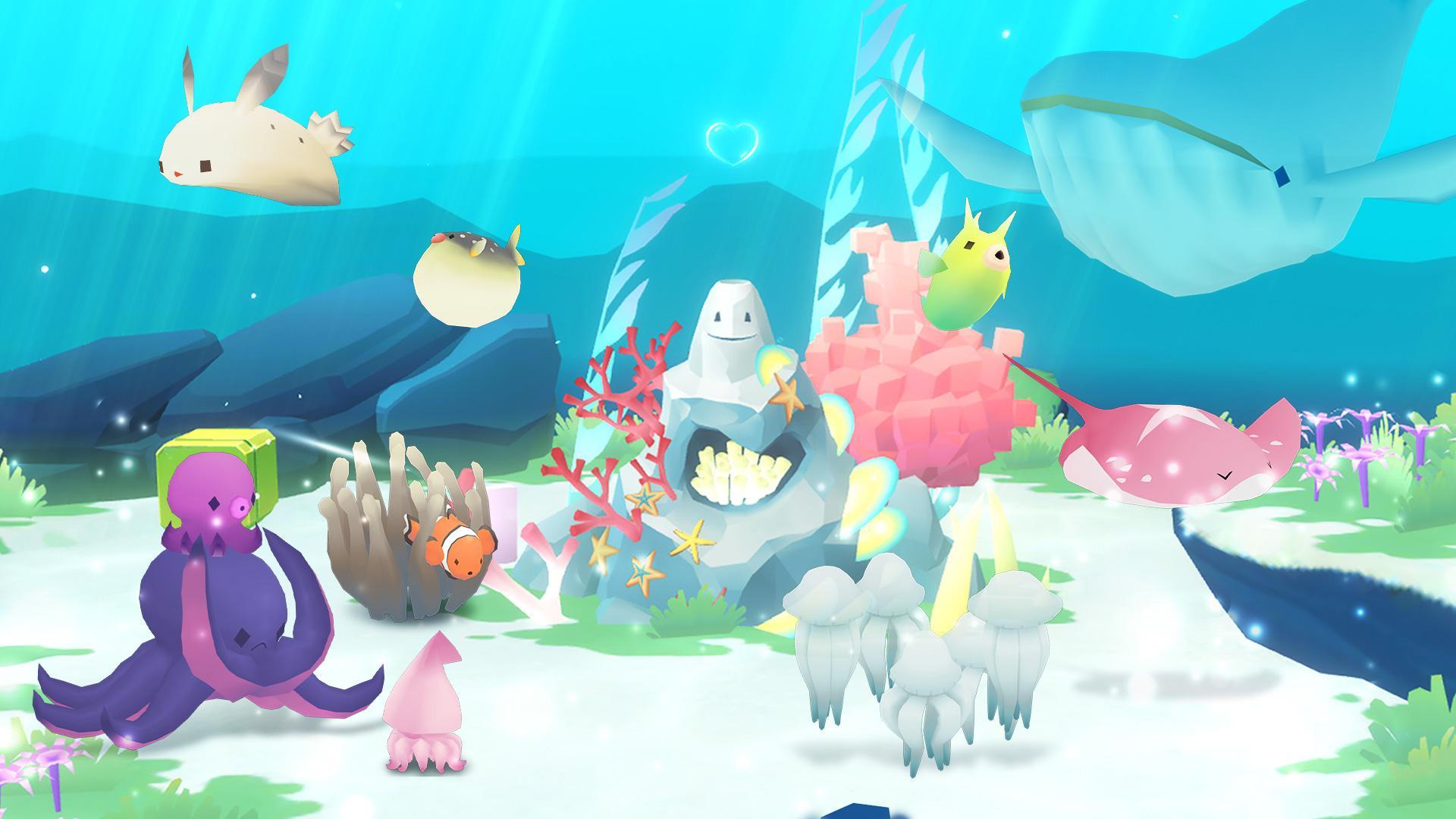 深海水族館世界截圖(17)